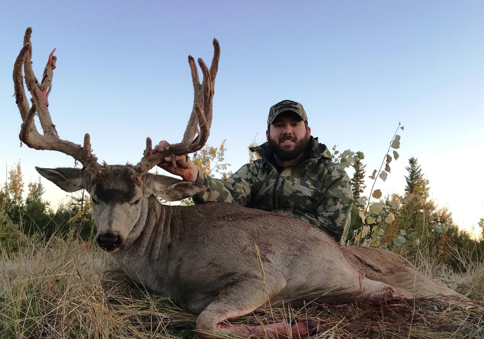 Alberta Whitetail Deer Hunting Moose Hunts Mule Deer Hunts