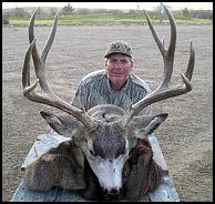 Brad Carter buck