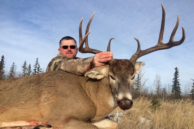 Alberta Whitetail Deer Hunting Mikes Outfitting