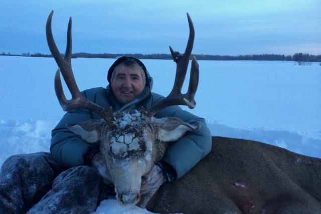 Alberta Canada Mule Deer Hunting Mike's Outfitting