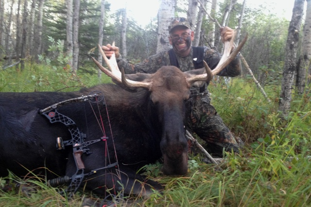 Archery Canada Moose Hunting Mike's Outfitting