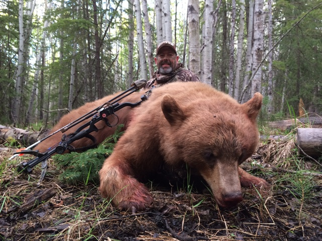Alberta Black Bear Hunting Mike's Outfitting