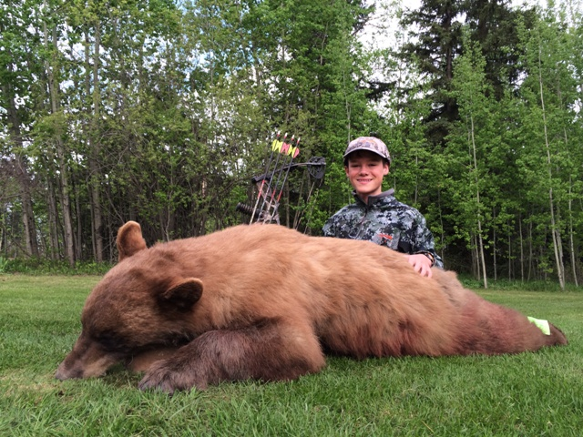 Canada Black Bear Hunting