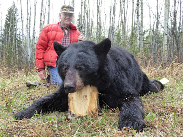 Mike's Outfitting Canada Black Bear Hunting Outfitters