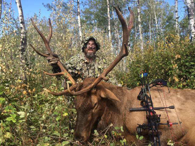 Archery Elk Hunting Mike's Outfitting