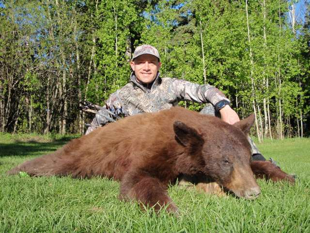 Mike's Outfitting Black Bear Hunting Outfitters