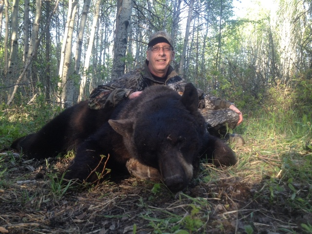 Mike's Outfitting Black Bear Hunting Outfitter