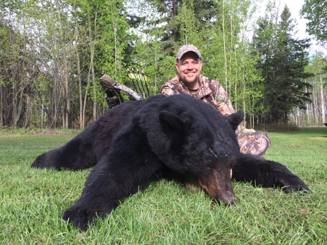 Mike's Outfitting Canada Black Bear Hunts