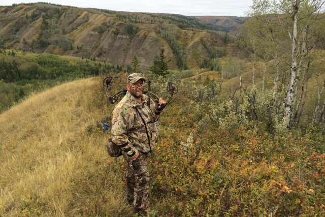 Mike's Outfitting Elk Hunting Alberta Canada