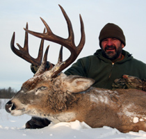 Canada Whitetail hunts