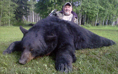 Black Bear Bowhunting Mikes Outfitting
